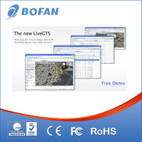 Web based AVL gps tracking software with Dispatch system for taxi management