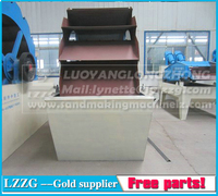 gravels screening washer plant/coal washing/pebble washing machine