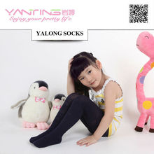 tights YL715 girl and kids colored cotton tights pantyhose 0427