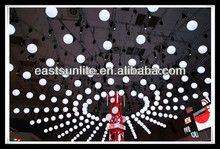 New Design Stage Decrative Ball, Colorful LED Lifting Ball, Stage Lights for Stage Show/ DISCO /Theater/ Concert