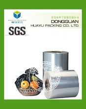 Polyolefin Shrink Films 5 Layer Coextruded