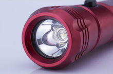 High quality high light T6 LED waterproof underwater 100m scuba flashlight divng
