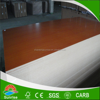 melamine paper laminated mdf board sheets
