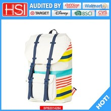 audited factory wholesale price stock pvc school bag
