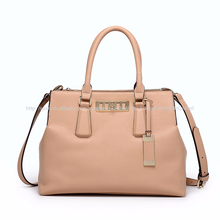 2015 new fashion big bag lady leather handbag