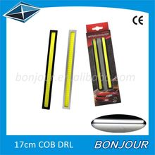 Hot sale 17cm 84 chips Epistar COB drl led car daytime running light