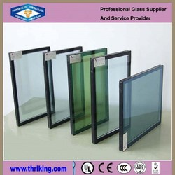High quality low-e insulated glass cost, tempered insulated glass cost, 6mm insulated glass cost