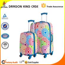 trolley travel luggage set