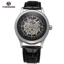 Winner Forsining Jargar manufacture newest design luxury own watch brands low price