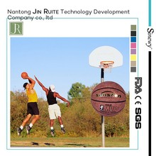2015 new design Cartoon Mini Children Rubber Basketball customized Basketball