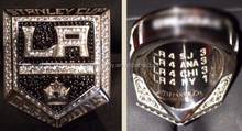 Custom made NHL ring stanley cup Championship rings, replica sports championship ring for hockey players
