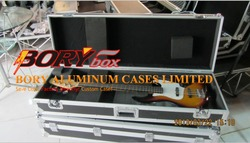 Plywood hard high quality universal hard electric guitar case