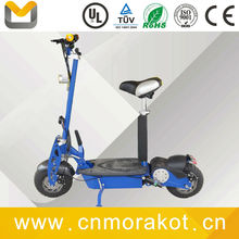 500W mini adult yes foldable electric scooter / two wheels kick scooter for children campus---MX21