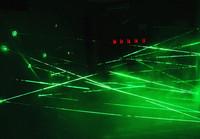 Professional room escape laser array props/ laser maze for Chamber of secrets game/ intresting and risking green laser room