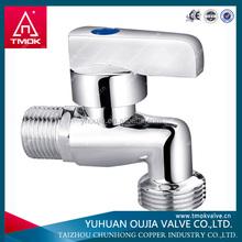 TMOK1''-3''dn15 aluminium zinc arm throme plated ploshing faucet tap water bibcock cock