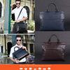 LMB2014003 NEW HIGH QUALITY PU leather travel bag document bag smart bag