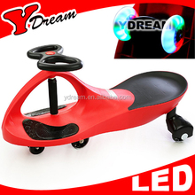 SGS Approved Kids And Adult Plasma car With LED PU Wheels With Original Factory