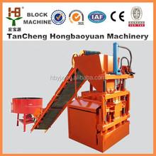 2015 HOT hby1-10 china red brick machine/interlocking block machines/interlock paving block machine