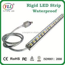 10cm smd5050 rigid led light strip led flashing light bar led flashing light bar