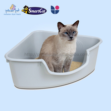 Pet toilet / Pet cleaning box / Durable Plastic cat litter tray