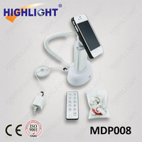Highlight MDP008 retail store mobile security display stand for cell phone