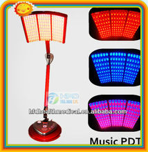 PDT led red light therapy machine for anti-aging CE approved skin care professional pdt led