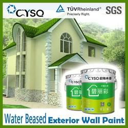 exterior wall glitter paint