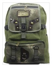 Factory Fashion Canvas Bag for Man Canvas Sports Bag