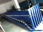 T8 móvel rampa hidráulica, rampa de descarga, rampa recipiente