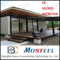 Modern Economic Prefabricated Houses and Villas