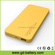 2015 Waterproof Colorful 8000 mAh Power banks,Portable power bank OEM/ODM Factory for Samsung,iPhone,HTC,Xiaomi Smartphones