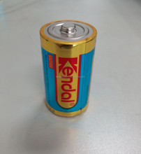 1.5V LR20 AM1 D size alkaline battery