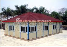 Guangzhou DH low cost prefab K house