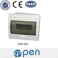 High quality TSM-MD/MF series 18 way flush type distribution