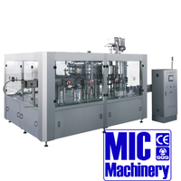 MIC-32-32-10 Micmachinery Water Filling Machine / Mineral Water Filling Plant / Pure Water Production Line
