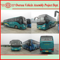 11m diesel coach 6110 model new luxury buses for touring & sightseeing use