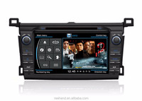 """For Toyota Rav4 2013 android 8"""" car dvd, with gps navigation/3G/Wifi/Bluetooth touch screen car dvd player"""