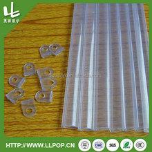 Map hanging clip PVC clip Label holder