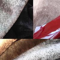 DIY fur scraps, genuine lamb fur material, high quality
