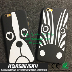 2015 New item Dull polish cartoon back cover case for iphone5s/6/6p, mobile phone case for apple iphone ,phone case for iphone