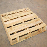 cheap 4-way 2-way entry type wooden pallet+price