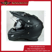 new arrival Personalized helmet motocross off-road motorcycle helmets multi-function helmet with dual lens