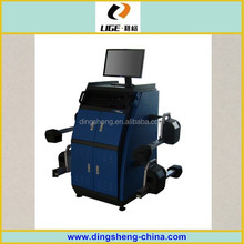 Computer CCD wheel alignment for vehicle testing, best price wheel aligner DS-888
