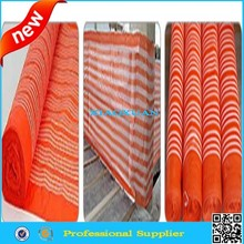 work signal safety fence netting/construction alert netting