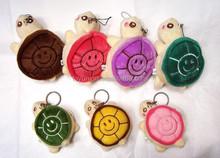 Sea animal turtle plush / keychain animal tortoise toys