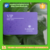 ISO CR80 Size F08 smart plastic pvc membership card with metallic