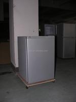 Factory price low temperature 12v 24v solar refrigerator fridge freezer