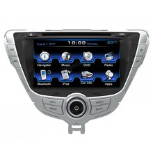 touch screen car dvd player for HYUNDAI ELANTRA 2012 ,car radio dvd gps navigation system