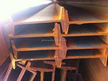 used steel beams sale , Hot rolled i beam , SS400 Q235B A36 S235JR