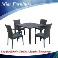 Fast Food Used Restaurant Table And Chair 101043A+201043Z